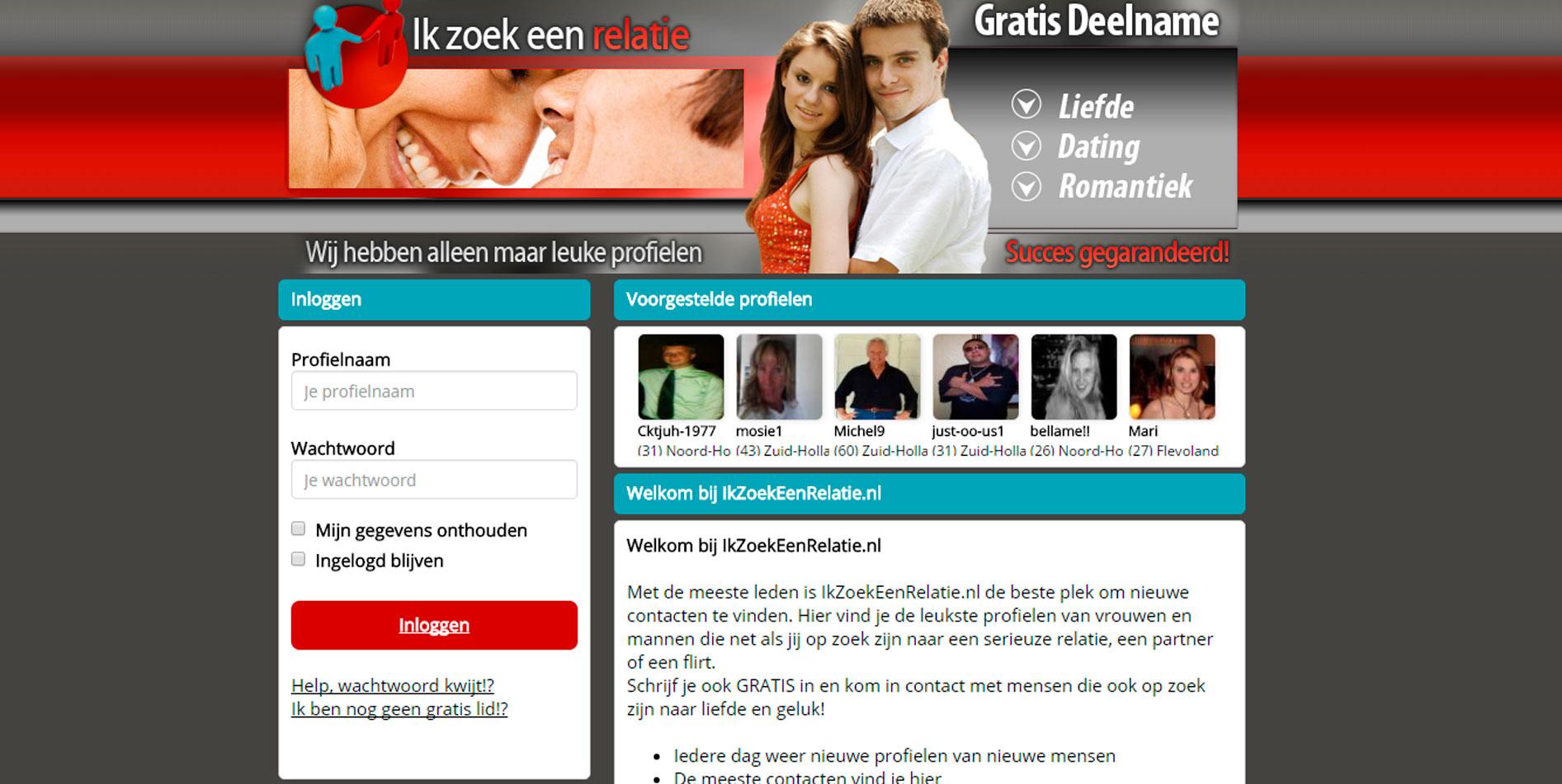 dating sites vergelijken Op zoek naar een datingsite voor hoger opgeleiden wij helpen je met het kiezen van een datingsite die bij je past lees ervaringen en vergelijk honderden datingsites.