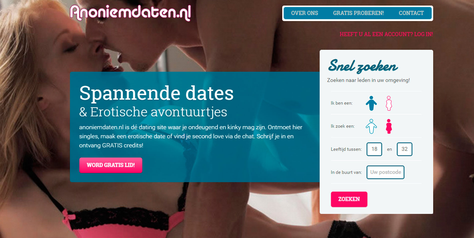 beste sex datingsite erotiek chat