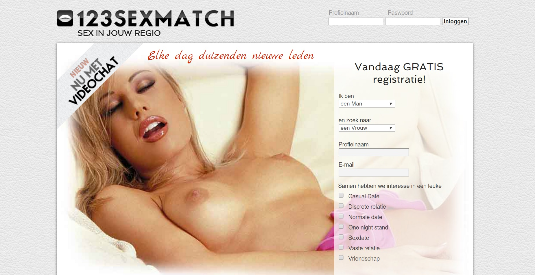 sex date gratis 123 nl film