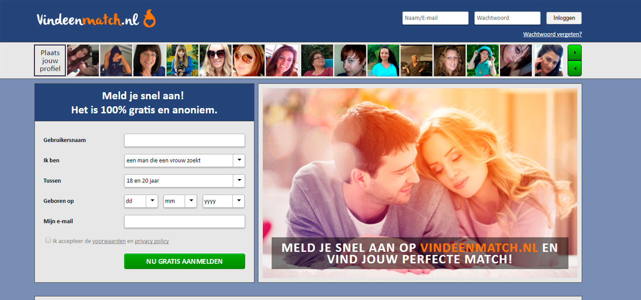 Hiv dating nl