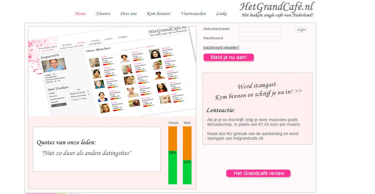 Datingsite Ervaringen Reviews en vergelijken van datingsites