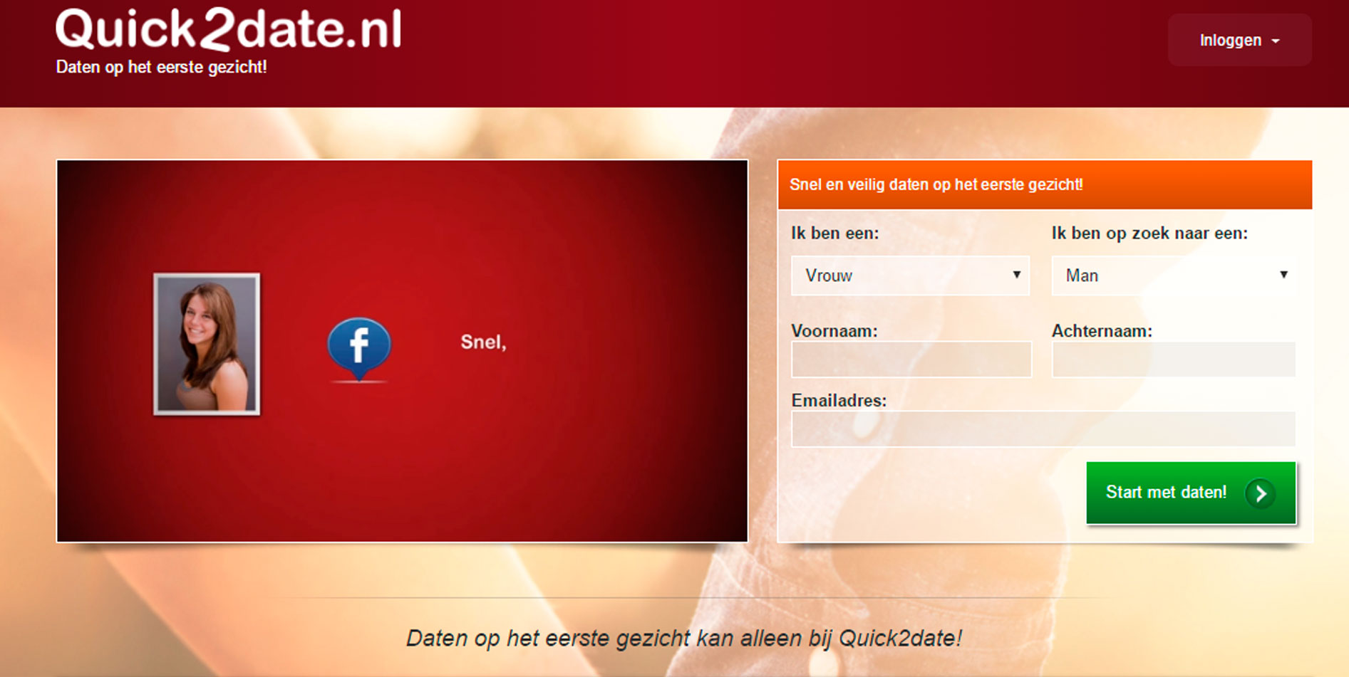 Kinder dating site nl