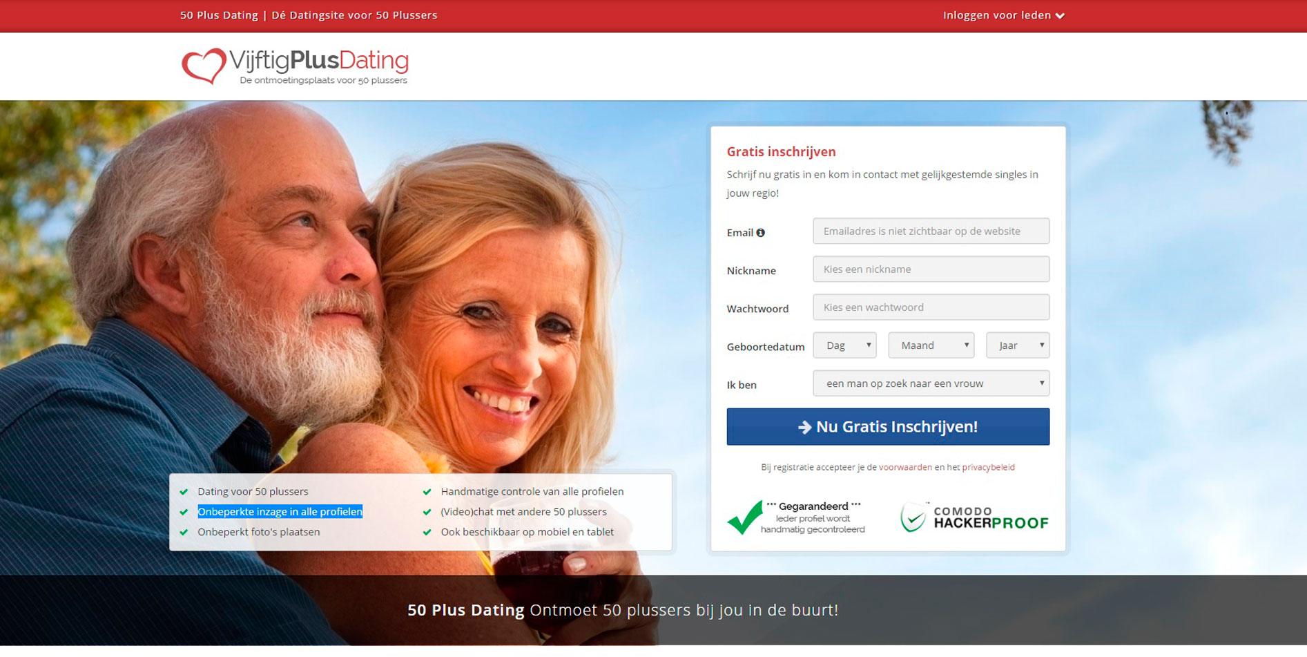 vergelijk datingsites Rotterdam
